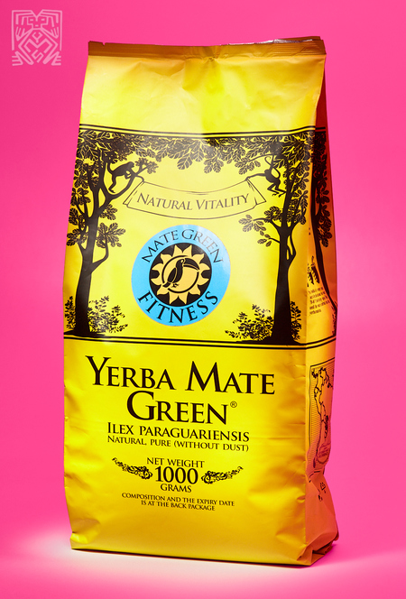 MATE GREEN FITNESS 1000 g