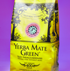 MATE GREEN LAS FLORES 200 g